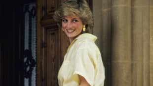 Lady Diana was popular with photographers