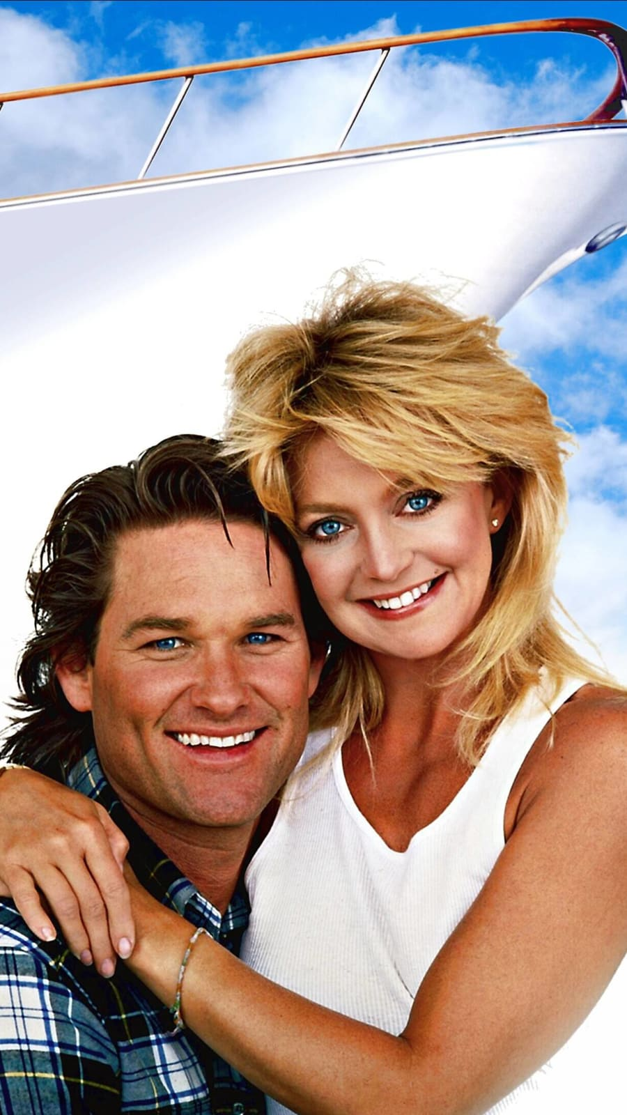 Goldie Hawn Recently Watched Overboard With Kurt Russell In Bed