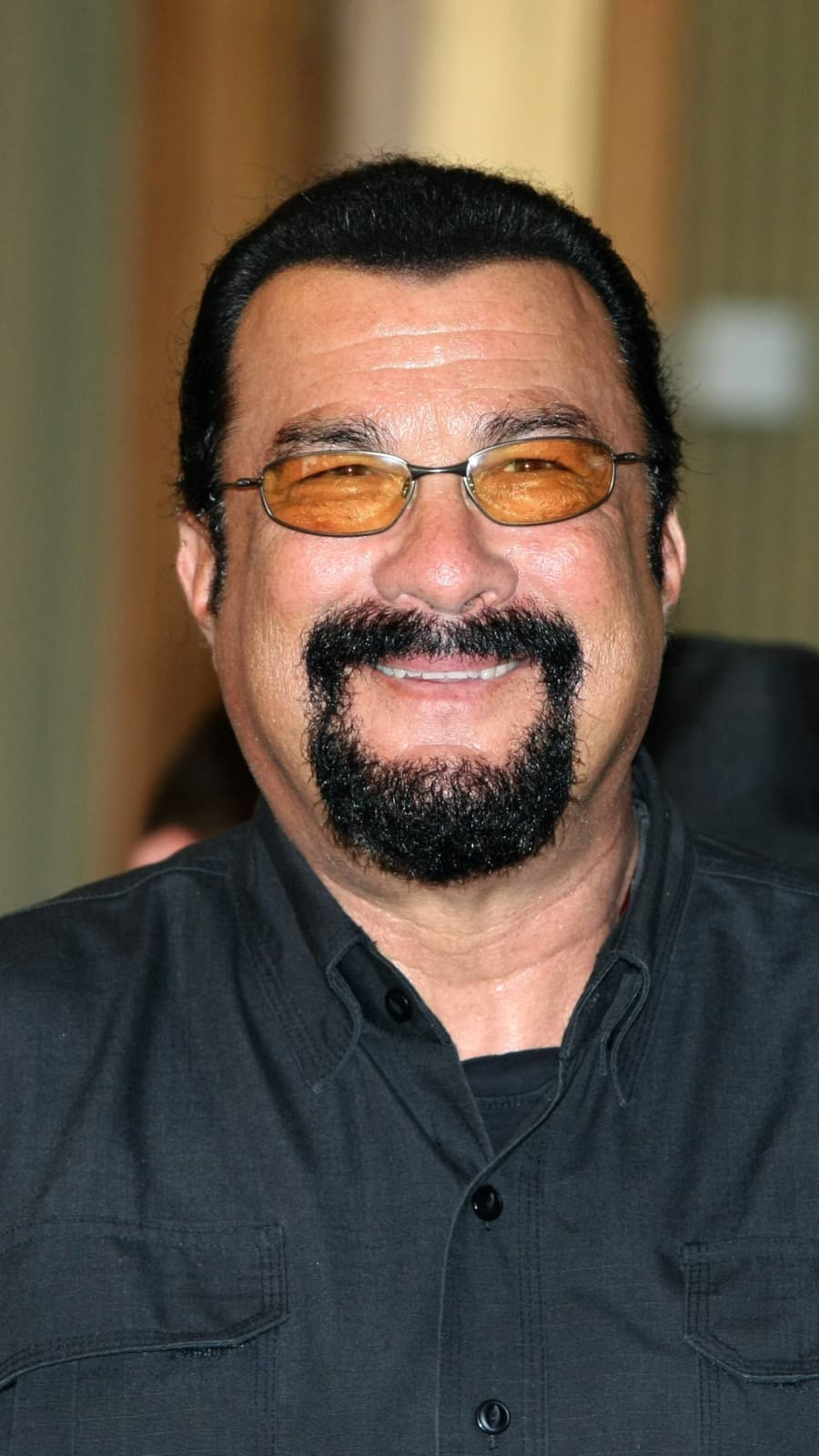 Steven Seagal: This Is...