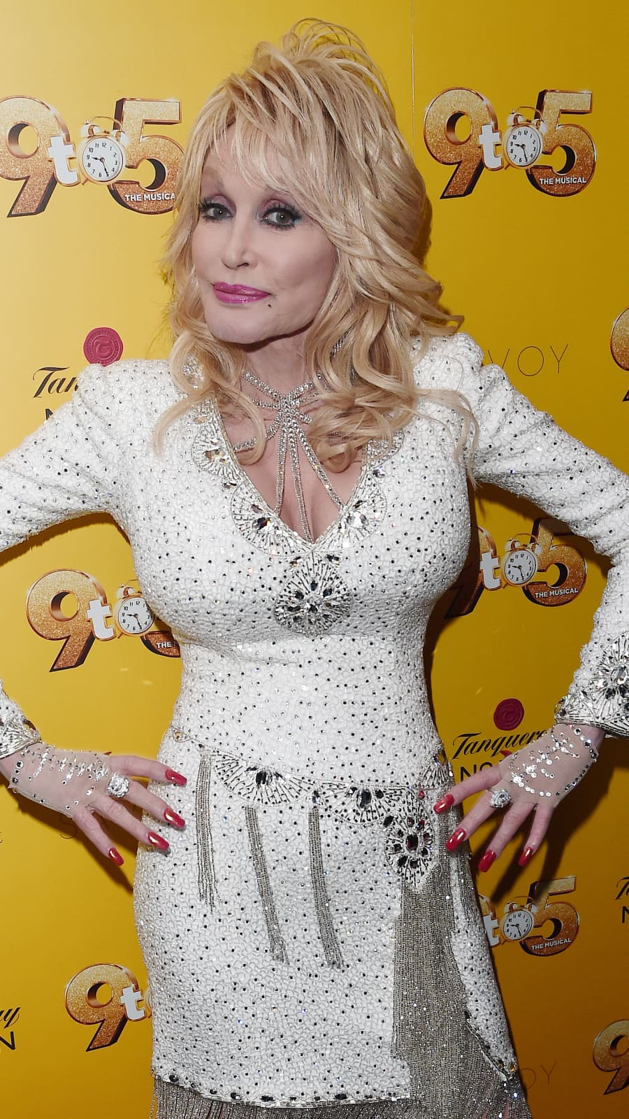 Dolly Parton Talks About The Reason Behind Her Tattoos