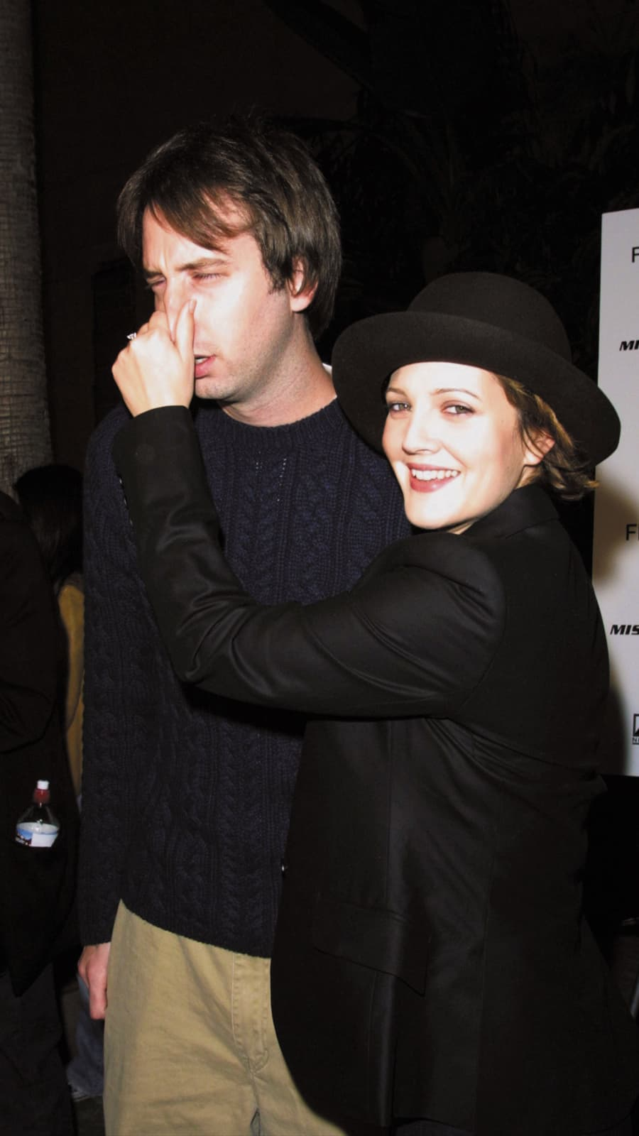 Drew Barrymore Reunites With Ex-Husband Tom Green