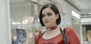 Barbie Ferreira in the series 'Euphoria'