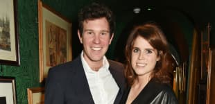 Princess Eugenie & Jack Brooksbank have revealed their latest charity effort!