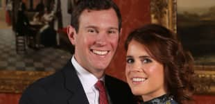 """Princess Eugenie was told to """"prepare for the worst"""" as her father-in-law battled coronavirus."""