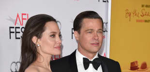 """A Source Reveals Brad Pitt And Angelina Jolie Are In A """"Much Better Place"""" Following Therapy"""