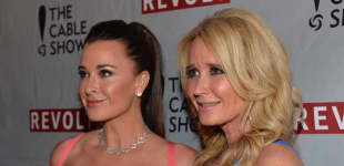 """'RHOBH': Kyle Richards Fears For Sister Kim Following Breast Implant Removal: """"I Lost My Mom To Breast Cancer"""""""