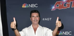 Simon Cowell in 2019