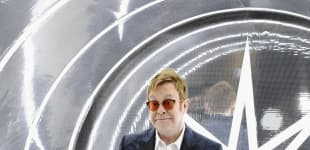 The Best Pictures Of Sir Elton John Through The Years