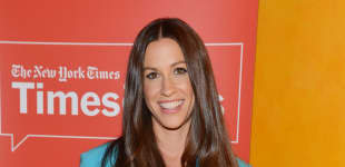 """Alanis Morissette Releases New Music Video For """"Reasons I Drink"""" - Watch It Here!"""