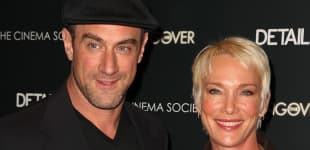 Christopher Meloni: This Is His Wife Sherman Williams