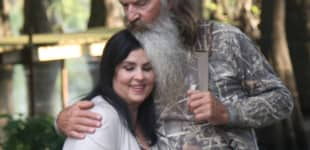 'Duck Dynasty's Phil Robertson Learns He Has An Adult Daughter Years After Secret Affair.