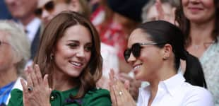 'Finding Freedom' author discusses Meghan & Kate's relationship.