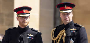 This Is How Prince William Reacted When His Brother Harry Was Born