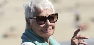 Judi Dench Returns To Tik Tok To Join Her Grandson For Another Dance.