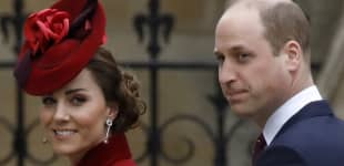 Kate Middleton And Prince William Send Special Video Message To Australia From Their Home Office