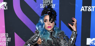 Lady Gaga And Her Boyfriend Celebrate Release of 'Chromatica' With At-Home Dance Party