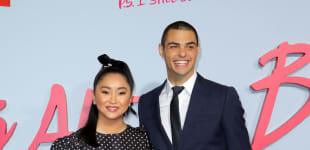 Noah Centineo And Lana Condor Are Previewing 'To All The Boys 3' For A Good Cause