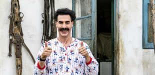 Orlando Bloom Recruits Borat For Special Birthday Video For Katy Perry