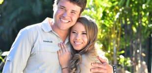 Steve Irwin's Daughter Is Pregnant With First Child!