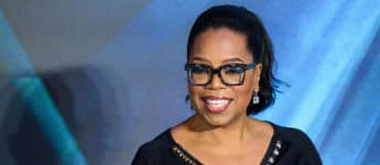 "Oprah Winfrey at the London premiere of ""A Wrinkle In Time"" in 2018."