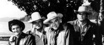 Bonanza Theme Song Title Credits Opening Cast Instrumental Western NBC Country