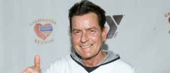 Charlie Sheen Shares Inspirational Message 1 Year After Quitting Smoking