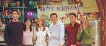 "The cast of ""Friends""."