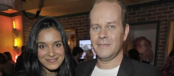 James Michael Tyler in 2009 in London at the Central Perk Party