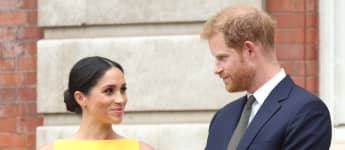 Prince Harry and Duchess Meghan encourage Americans to vote