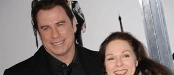 """Saturday Night Fever"" stars John Travolta and Karen Lynn Gorney in 2010"