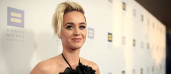 """Katy Perry Opens Up About Marriage To Russell Brand: """"It Was Just Like A Tornado"""""""