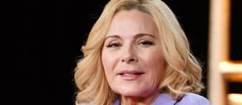 "Kim Cattrall Says The Scripts Were ""Cut In Half"" When She Hit Her 50s"