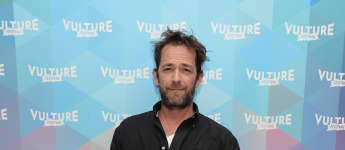 Luke Perry VUlture RIverdale