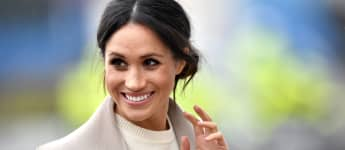 Meghan Markle's Tribute to Princess Diana in TIME Photoshoot wristwatch Cartier Tank Françoise