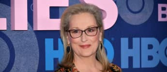 "Meryl Streep attends the ""Big Little Lies"" Season 2 Premiere at Jazz at Lincoln Center on May 29, 2019 in New York City."