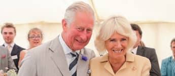 "Duchess Camilla: Prince Charles is ""the fittest man of his age I know""!"