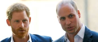 "Prince Harry & Prince William's ""Unique & Complex"" Relationship Is Subject Of New Book 'Battle Of Brothers'"
