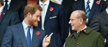 "Prince Philip on Prince Harry's royal exit ""Dereliction Of Duty"""