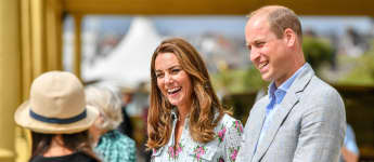 Prince William & Duchess Kate Share Sweet Couple New Photo Pictures From Wales Visit