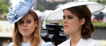 Princess Eugenie Shares Heartfelt Message To Princess Beatrice