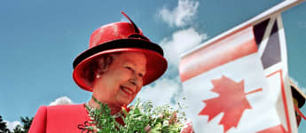 Queen Elizabeth Shares Touching Post In Honour Of Canada Day