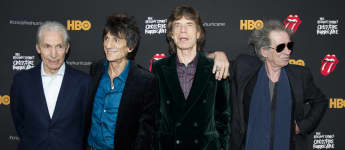 """The Rolling Stones Drop """"Scarlet,"""" Unreleased 1970s Track Featuring Led Zeppelin's Jimmy Page - Listen Here!"""