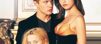 "Ryan Phillippe, Reese Witherspoon und Sarah Michelle Gellar in ""Eiskalte Engel"" 1999"
