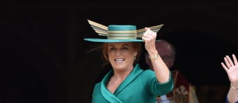 Sarah Ferguson To Serve As Judge On 'Dancing With The Horses'