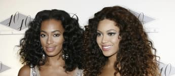 Solange Knowles and Beyoncé Knowles