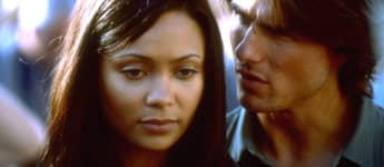 """Thandie Newton Recalls Tom Cruise's Intensity On 'Mission: Impossible 2': """"I Was So Scared"""""""