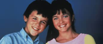 """Fred Savage and Danica McKellar starred in the '80s hit show, """"The Wonder Years""""."""
