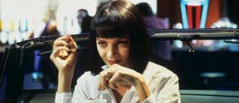 Uma Thurman Gave Her Daughter A 'Pulp Fiction' Inspired Haircut At Home