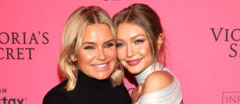 Yolanda Hadid Confirms Daughter Gigi's Pregnancy Following Her Self Isolation 'Vogue' Photoshoot With Younger Sister Bella