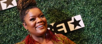 Yvette Nicole Brown attends The Diaspora Dialogues' 3rd Annual International Women Of Power Luncheon at Arbat Banquet Hall on March 07, 2020